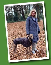 Jill and buster the mini Schnauzer